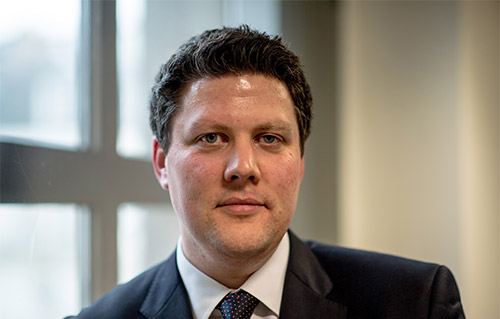Brendan Clifford, Manager, Investor Development