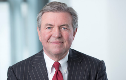 Paul Wilson, Chief Executive