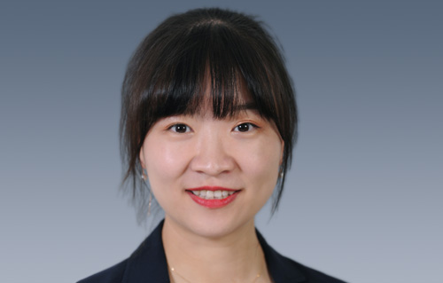 Sophia Zeng, Japan Market Manager